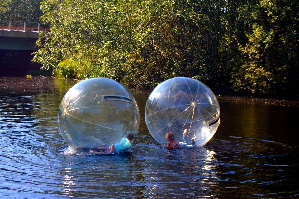 Ultimate Guide For Buying Best Bubble Zorb Balls