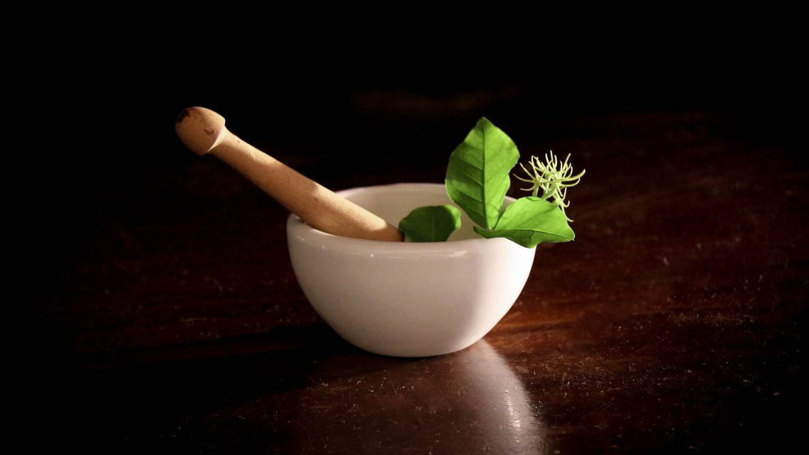 Aging and Herbal Remedies
