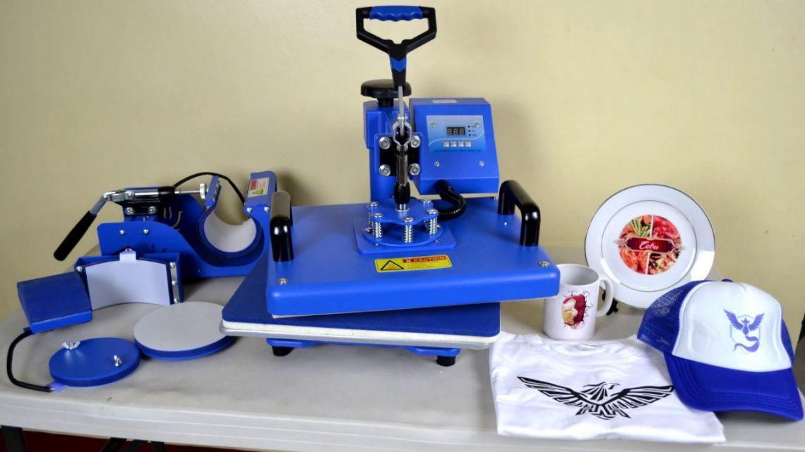 Heat Transfer Press- The Best Machine To Choose