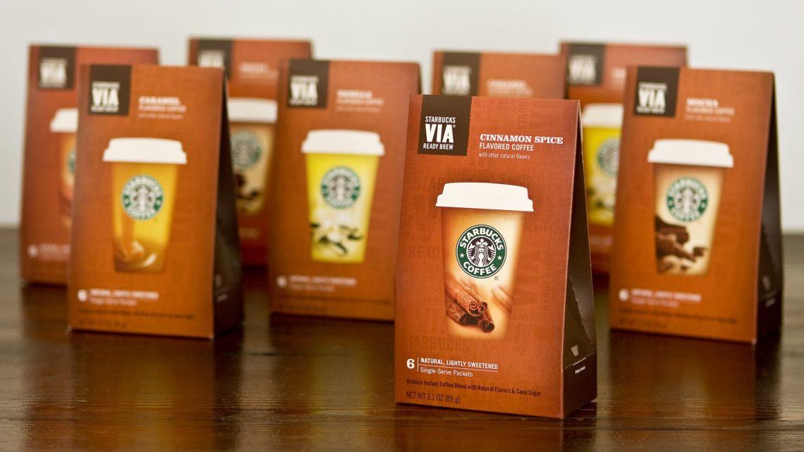 What is Starbucks Via?